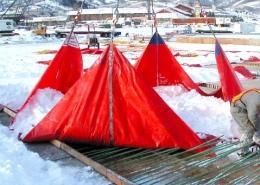 Snow Tarp