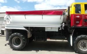 truck cover 13