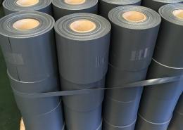 Slitted PVC Tarpaulin Fabric