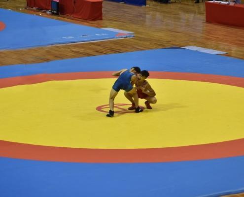Sports gym fabric1