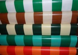 Awning Fabric Stripe