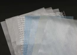Clear PVC with Net