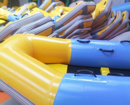 Inflatable air tight Boat Fabric