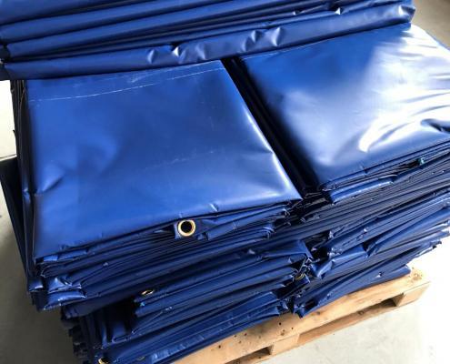 Ready made tarps